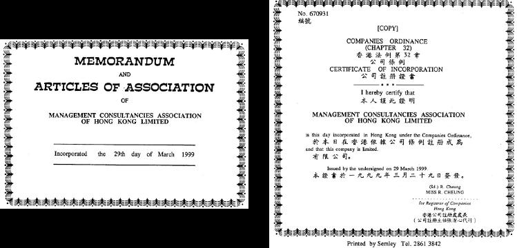 memorandom articles of association of Legal forms document list memorandum of association and articles of association memorandum of association and articles of association questionnaire.